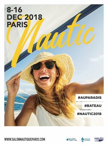 Salon «Nautic Paris 2018»