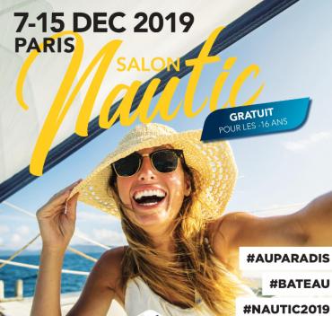 Salon «Nautic» Paris 2019
